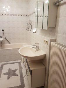 Fewo-Seyfert Bad Waschbecken
