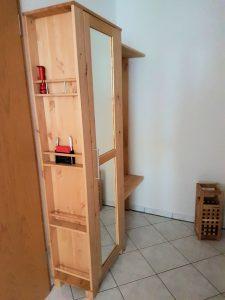 Fewo-Seyfert Garderobe Ansicht 2