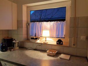 Fewo-Seyfert Kueche Fenster