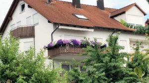 Fewo Seyfert Wohnhaus Aussenansicht